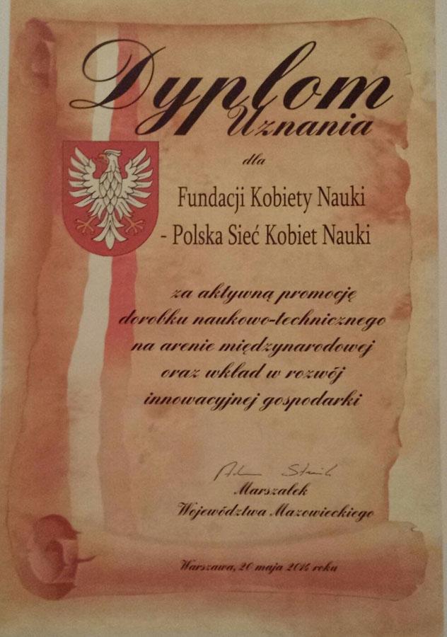 dyplom 2014