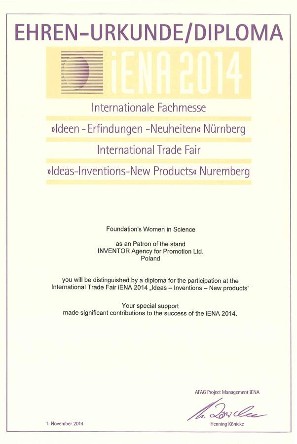 Norymberga-dyplom