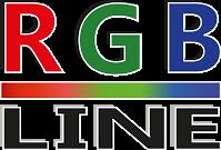 rgb line logo