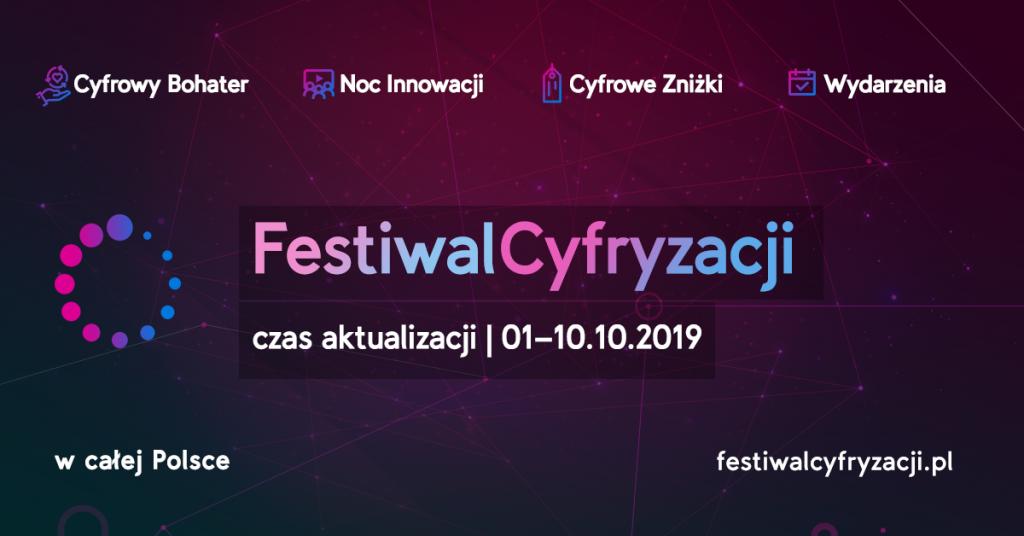 Festiwal Cyfryzacji_grafika ogólna_media spolecznościowe